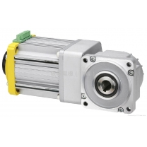 BRUSHLESS RIGHT ANGLE SPIRAL BEVEL GEAR MOTOR
