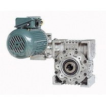 HOLLOW SHAFT WORM GEAR MOTOR