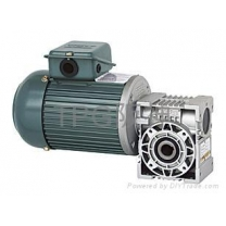 HOLLOW SHAFT WORM GEAR REDUCER